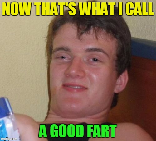 10 Guy Meme | NOW THAT'S WHAT I CALL A GOOD FART | image tagged in memes,10 guy | made w/ Imgflip meme maker
