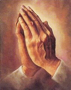praying hands blank template imgflip