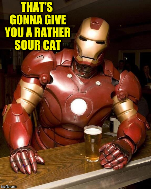 THAT'S GONNA GIVE YOU A RATHER SOUR CAT | made w/ Imgflip meme maker