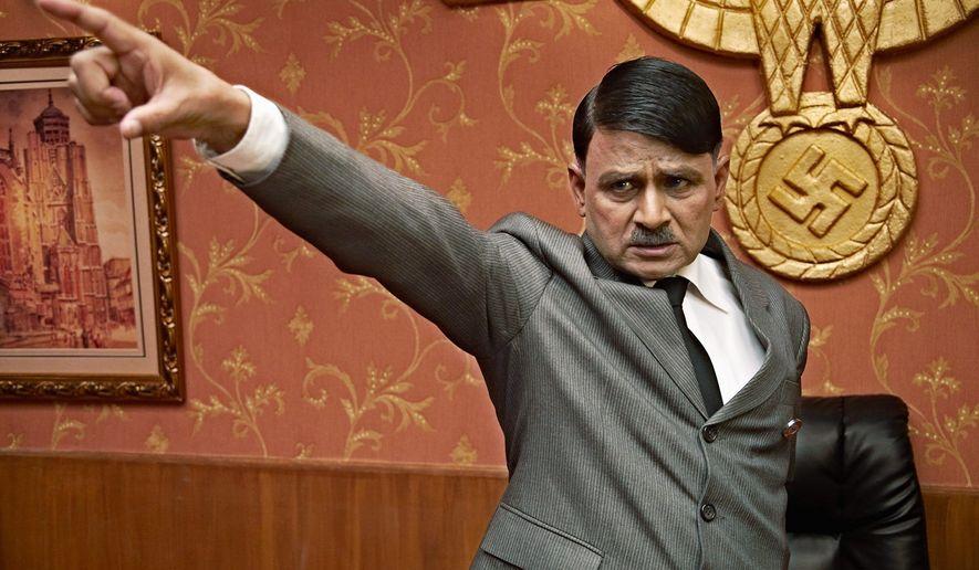 Indian Hitler Blank Template Imgflip