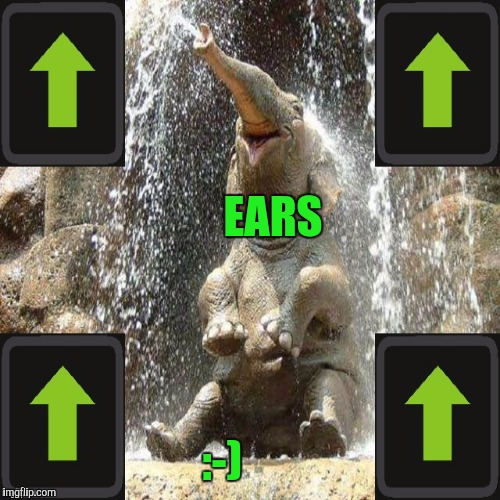 EARS :-) | made w/ Imgflip meme maker