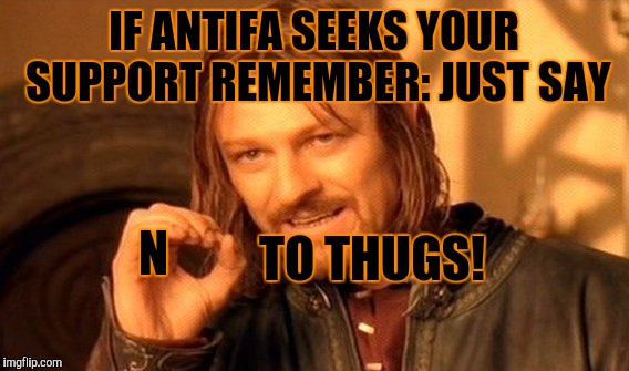 "Remember Nancy Reagan and ""Just say No to drugs""? :D 