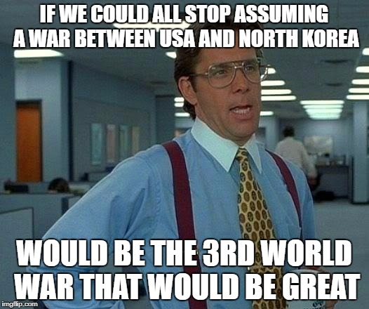"I suggest ""American-Korean War 2"" for now 