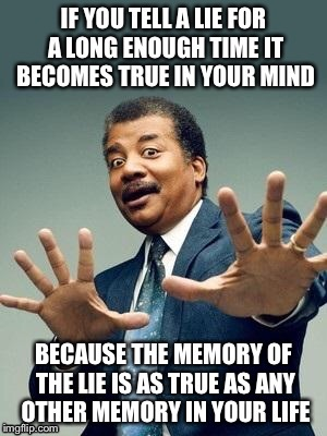 Science has Proven |  . | image tagged in memes,neil degrasse tyson,science,true story | made w/ Imgflip meme maker