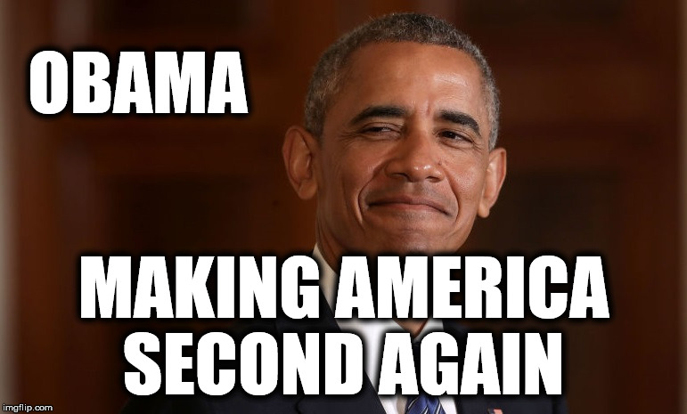 OBAMA SECOND AGAIN MAKING AMERICA | made w/ Imgflip meme maker