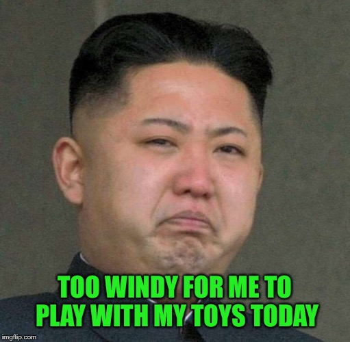 TOO WINDY FOR ME TO PLAY WITH MY TOYS TODAY | made w/ Imgflip meme maker