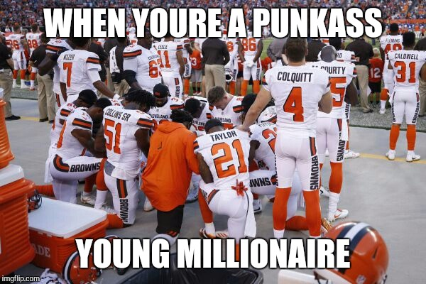 Morons | WHEN YOURE A PUNKASS YOUNG MILLIONAIRE | image tagged in memes | made w/ Imgflip meme maker