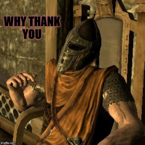 WHY THANK YOU | made w/ Imgflip meme maker