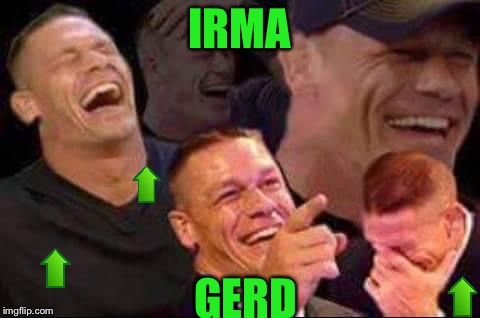IRMA GERD | made w/ Imgflip meme maker
