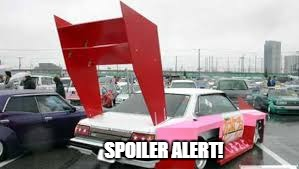 SPOILER ALERT! | image tagged in no spoilers | made w/ Imgflip meme maker
