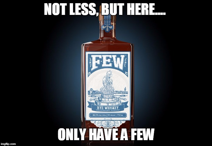 NOT LESS, BUT HERE.... ONLY HAVE A FEW | made w/ Imgflip meme maker