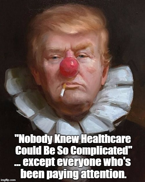"""Who Knew Healthcare Could Be So Complicated?"" 