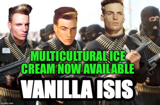 MULTICULTURAL ICE CREAM NOW AVAILABLE | made w/ Imgflip meme maker