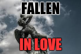 FALLEN IN LOVE | made w/ Imgflip meme maker