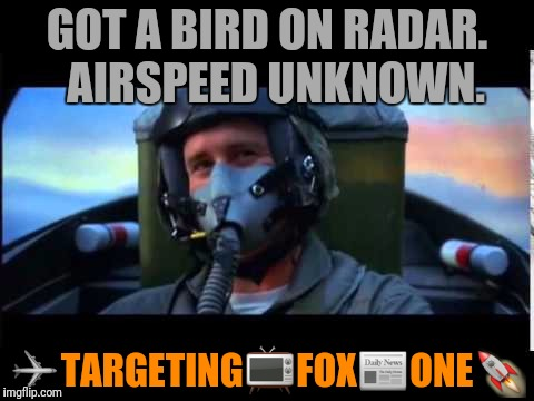 GOT A BIRD ON RADAR.  AIRSPEED UNKNOWN. ✈TARGETING | made w/ Imgflip meme maker