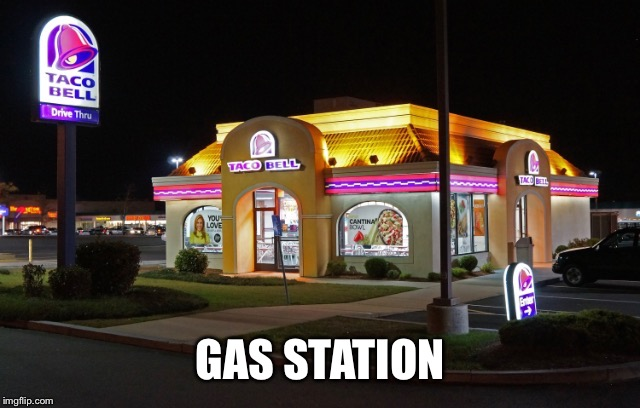 GAS STATION | made w/ Imgflip meme maker