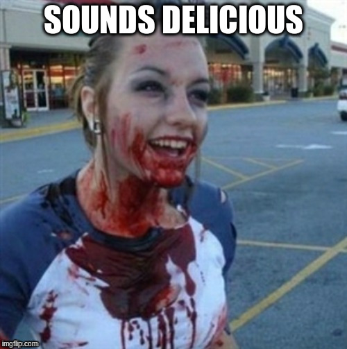 SOUNDS DELICIOUS | made w/ Imgflip meme maker
