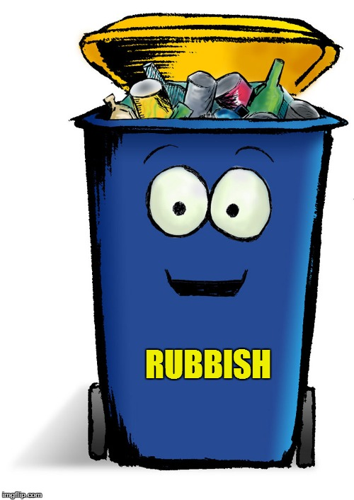 RUBBISH | made w/ Imgflip meme maker