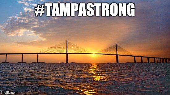 #TAMPASTRONG | image tagged in irma | made w/ Imgflip meme maker