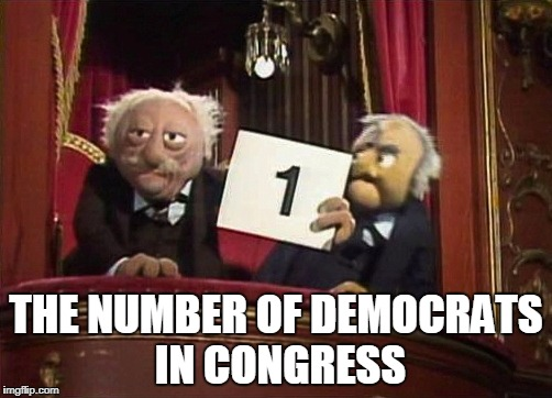 McCall Team Approval Rating | THE NUMBER OF DEMOCRATS IN CONGRESS | image tagged in mccall team approval rating,funny,politics | made w/ Imgflip meme maker