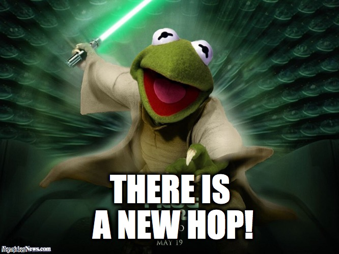 THERE IS A NEW HOP! | made w/ Imgflip meme maker