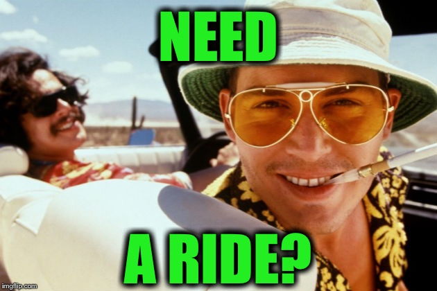 NEED A RIDE? | made w/ Imgflip meme maker