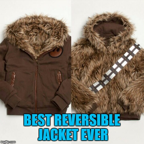 BEST REVERSIBLE JACKET EVER | made w/ Imgflip meme maker