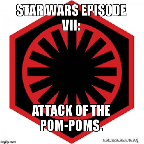 image tagged in the force awakens,star wars | made w/ Imgflip meme maker