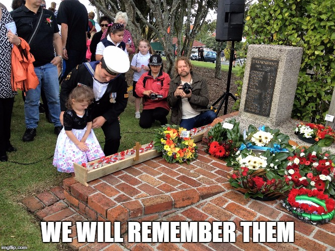 WE WILL REMEMBER THEM | image tagged in we will remember them | made w/ Imgflip meme maker