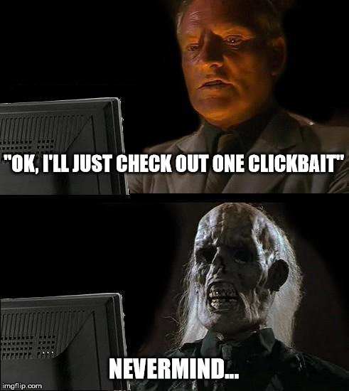 """Here we go again with another slideshow..."" 