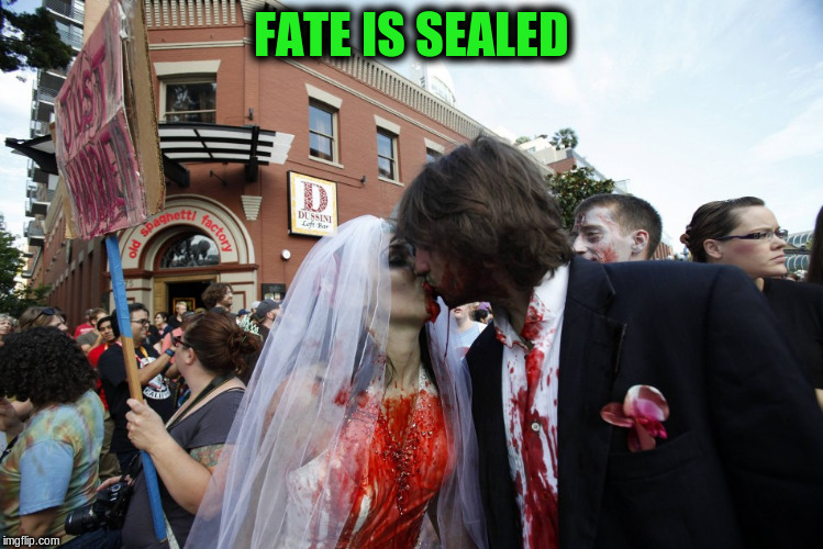 FATE IS SEALED | made w/ Imgflip meme maker