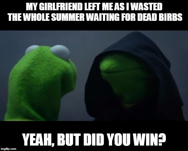 Evil Kermit Meme - Imgflip