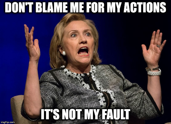 DON'T BLAME ME FOR MY ACTIONS IT'S NOT MY FAULT | made w/ Imgflip meme maker