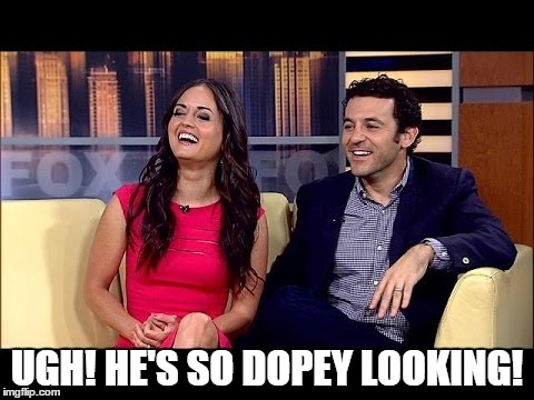 UGH! HE'S SO DOPEY LOOKING! | made w/ Imgflip meme maker