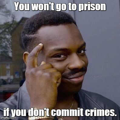 "I learned today that we are a ""'carceral' state."" 