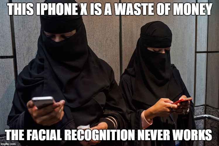 THIS IPHONE X IS A WASTE OF MONEY THE FACIAL RECOGNITION NEVER WORKS | image tagged in terry | made w/ Imgflip meme maker