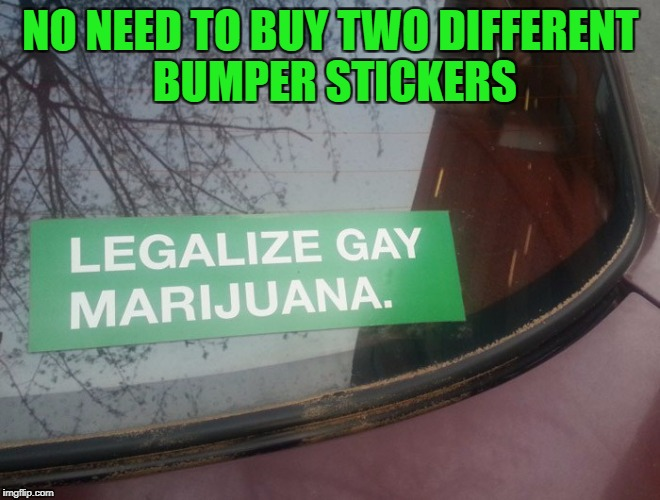 Time to bring the buds out of the closet!!! | NO NEED TO BUY TWO DIFFERENT BUMPER STICKERS | image tagged in marijuana,memes,legalize marijuana,funny,out of the closet,mary jane | made w/ Imgflip meme maker