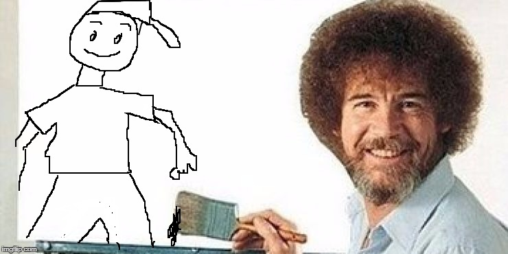 "It's ""PAINT CASUAL"" Friday at work 