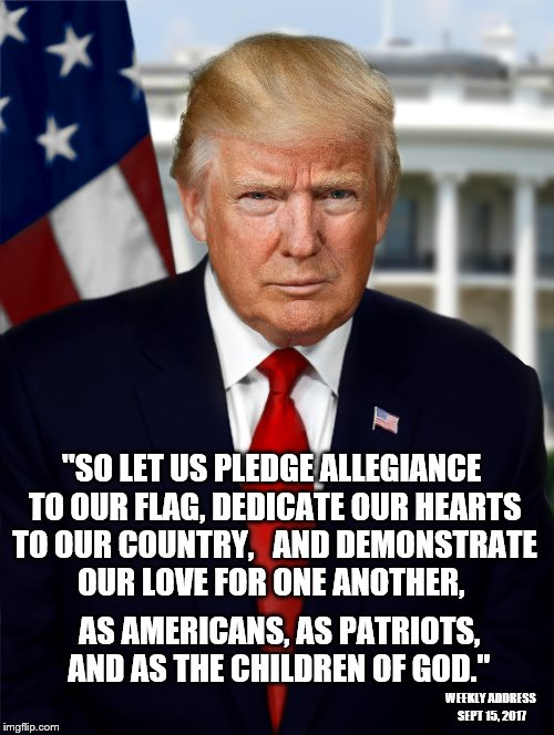 "Liberal Media: ""President admits bias for New England Patriots.""  
