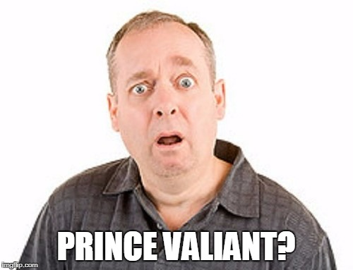 PRINCE VALIANT? | made w/ Imgflip meme maker