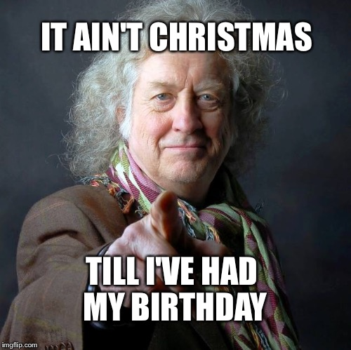christmas birthday meme Image tagged in christmas,birthday   Imgflip christmas birthday meme