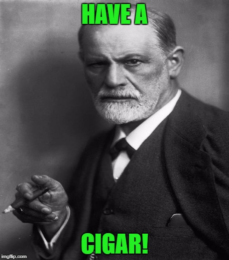 HAVE A CIGAR! | made w/ Imgflip meme maker