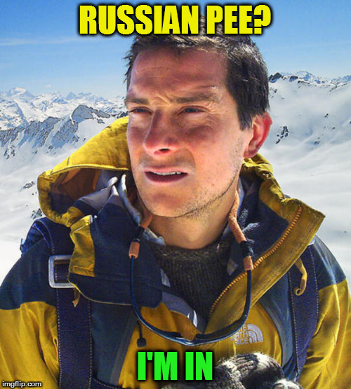 RUSSIAN PEE? I'M IN | made w/ Imgflip meme maker