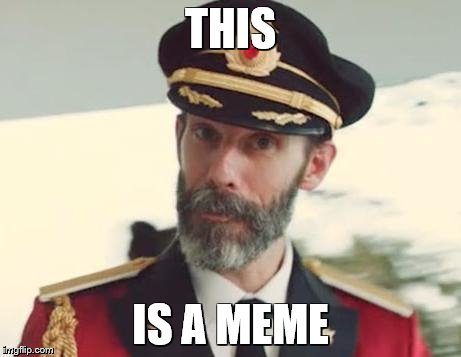 Captain Obvious (probably a repost) | THIS IS A MEME | image tagged in captain obvious | made w/ Imgflip meme maker