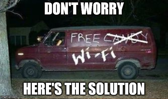 DON'T WORRY HERE'S THE SOLUTION | made w/ Imgflip meme maker