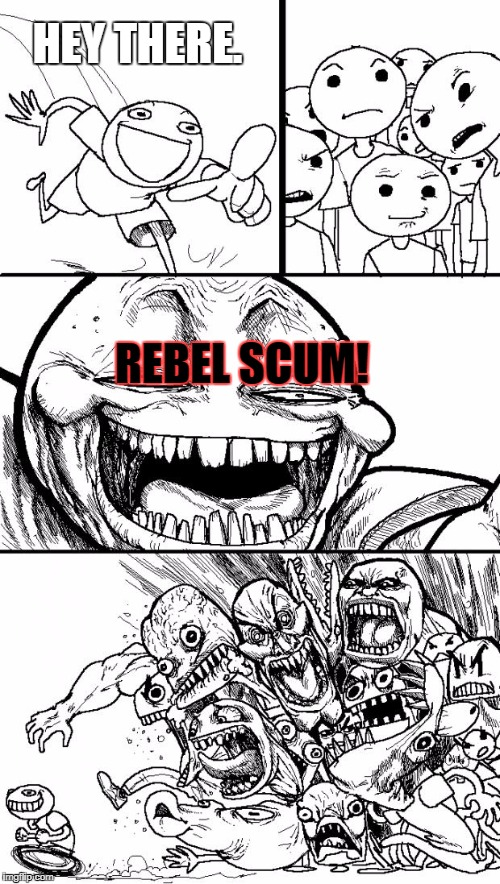 """Huh! Jedi Scum!""- General Greivous 