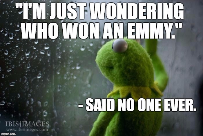 Kermit the Frog | image tagged in kermit window,but thats none of my business,memes,funny memes,emmys,first world problems | made w/ Imgflip meme maker