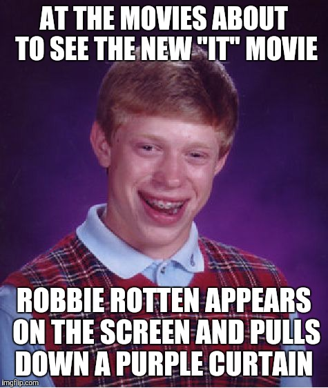 "Don't let your kids watch ""IT""! 