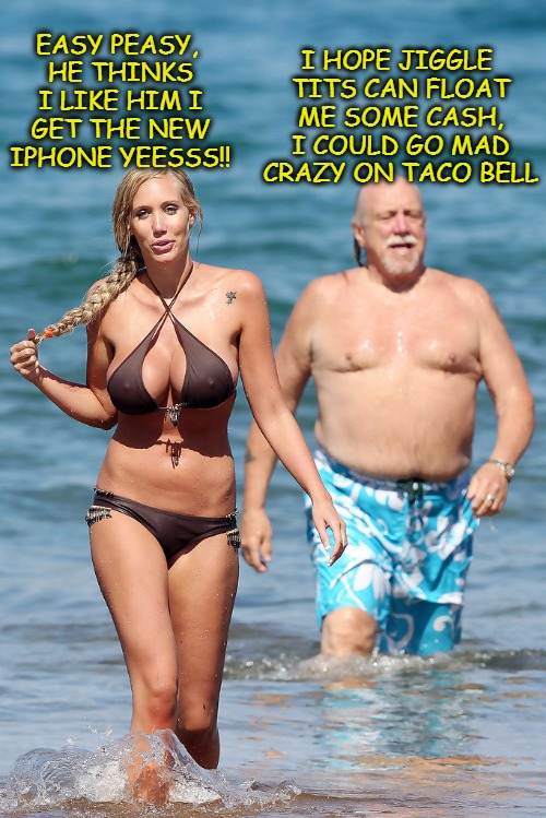 EASY PEASY, HE THINKS I LIKE HIM I GET THE NEW IPHONE YEESSS!! I HOPE JIGGLE TITS CAN FLOAT ME SOME CASH, I COULD GO MAD CRAZY ON TACO BELL | image tagged in iphone2 | made w/ Imgflip meme maker