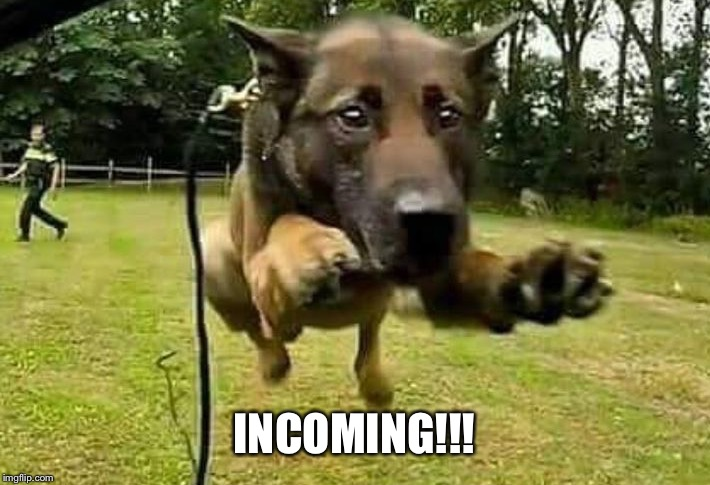 INCOMING!!! | made w/ Imgflip meme maker